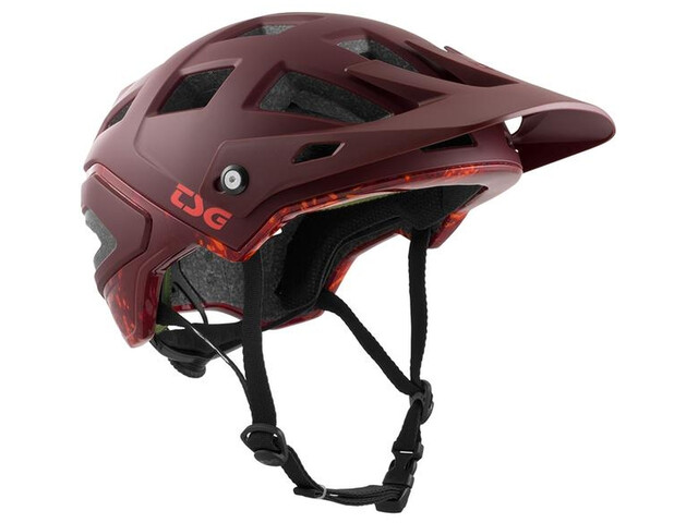 TSG Scope Graphic Design Helm, lava
